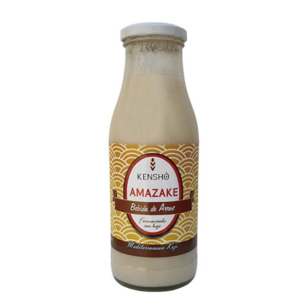 Amazake kensho bebida de arroz
