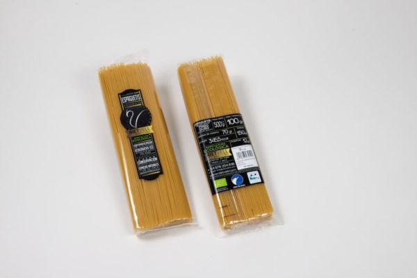 espaguetis ecológicos